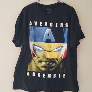 Avengers Tee shirt